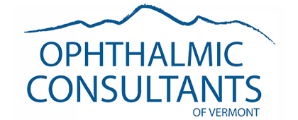 Ophthalmic Consultants of Vermont Logo
